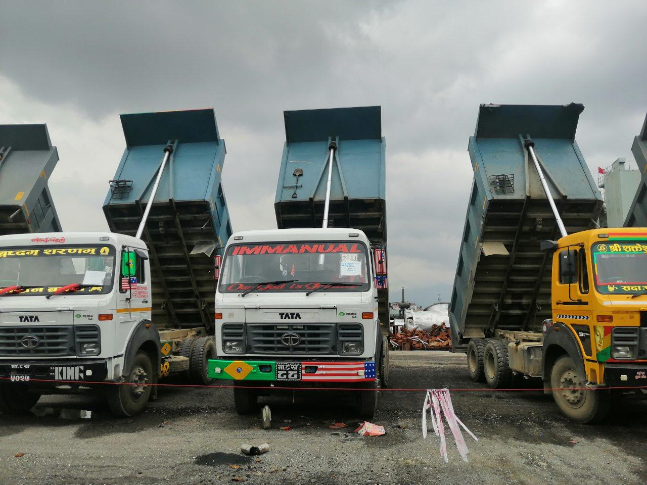 10 wheel 22 ton